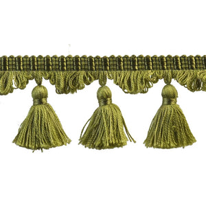 Colors Collection Tassel Fringe - Moss-63