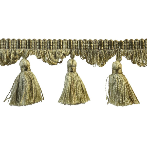 Colors Collection Tassel Fringe - Taupe-82