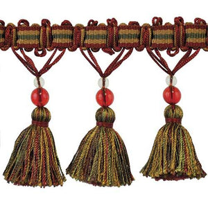 "Mystique Collection-3"" length-TASSEL FRINGE-BF-4029-17/38"