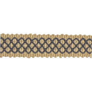 "Paulette Collection -1"" width-BRAID-BR-7006-02/38"