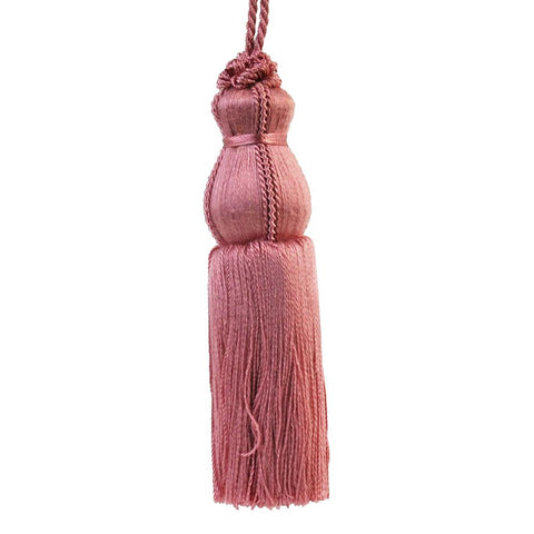 Colors Collection Key Tassel - 6 Tassels Per Pack