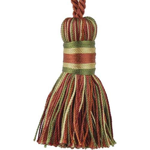 "Knightsbridge-3"" Length-PILLOW TASSEL-BT-5004-18-63"