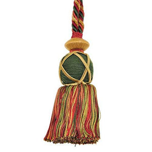 "Pompeii Collection - 4"" Length-KEY TASSEL-BT-5066-88/25"