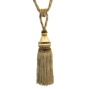 "Mulberry Collection-12"" Length-SINGLE TASSEL-BT-6002-82/11"