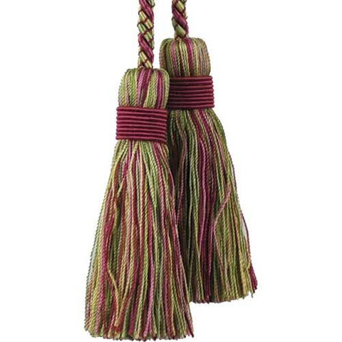 "Mulberry Collection-3 1/2""Tassel length-CHAIR TIE -BT-6003-42/14"