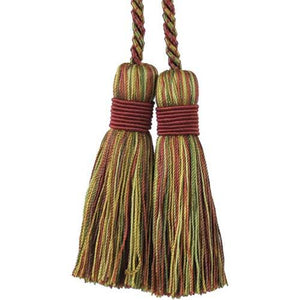 "-Mulberry Collection-3 1/2""Tassel length-CHAIR TIE -BT-6003-80/61"