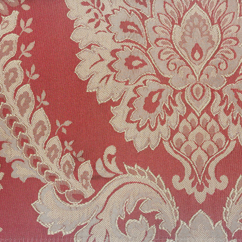 """Colorado Vail"" Fabric (Scarlet color)"