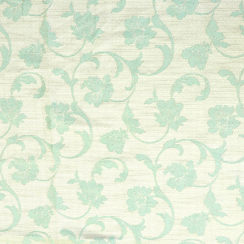"""Parisian Nice"" Fabric (Aqua color)"