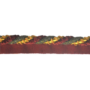 "Mystique Collection-3/8"" CORD WITH LIP-BC-10028-17/38"
