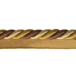 "Milante Collection--1/2"" CORD WITH LIP-BC-1023-10/18"
