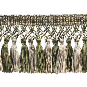 "Crown Tassel collection-Tassel Fringe-3 1/2"" length-BF-104-36-82"
