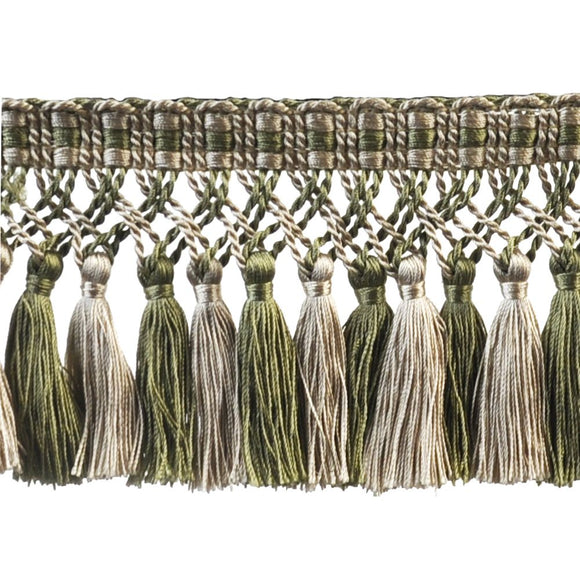 Crown Tassel collection-Tassel Fringe-3 1/2