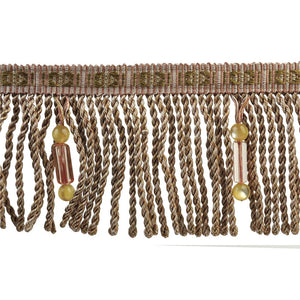 "Bullion Beaded Fringe-4"" length-BF-1409-09-38"