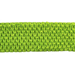 "Crochet Stretch Trim Collection - 3"" width - BF-1901-14"