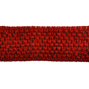 "Crochet Trim Collection of a 3"" width Crochet stretch banding- BF-1901-22"
