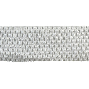 "Crochet Trim Collection of a 3"" width Crochet stretch banding- BF-1901-27"