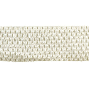 "Crochet Stretch Trim Collection - 3"" width - BF-1901-28"