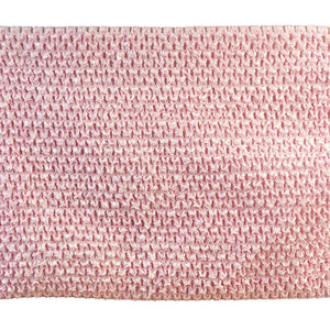 "Crochet Trim Collection of a 9"" width Crochet stretch banding- BF-1903-20"