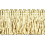 "Basics Collection 1 1/2"" Brush Fringe (25 YD ROLL) in Mocha - BF-4900-61"