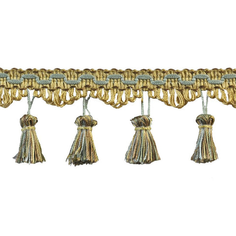 "Basics Collection - 2 1/2"" Tassel Fringe- BF-4902-33/61"