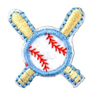 Assorted Applique (Baseball) BM-5522