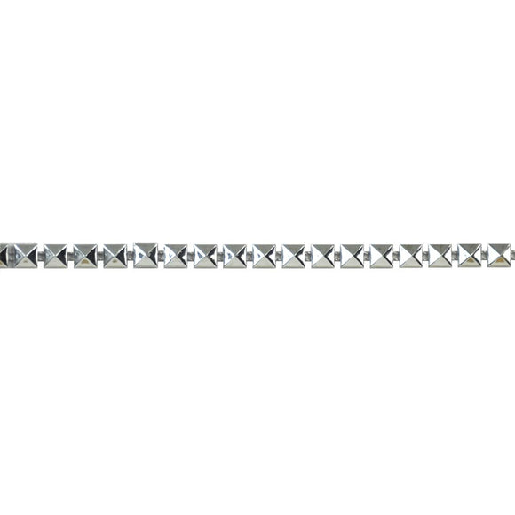 Metallic Stud Trim-1/4