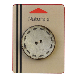 Naturals Button -38 mm wide-  BPB-1008