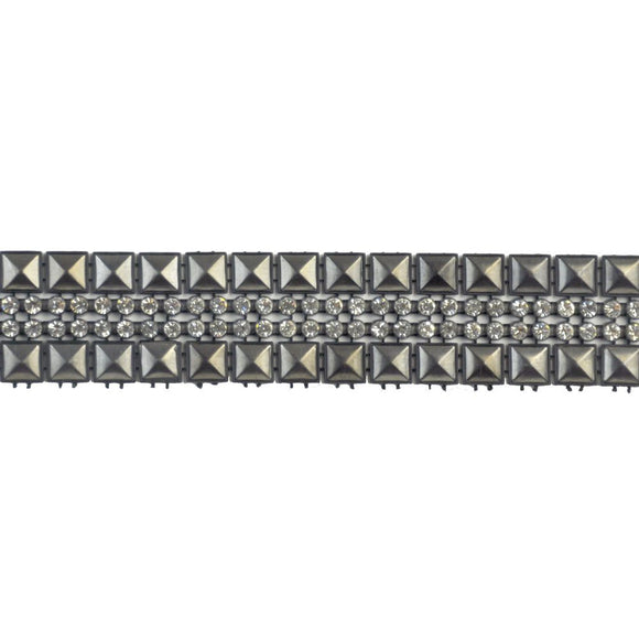 Rhinestone Trim Collection of a 1 3/8