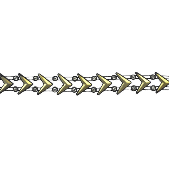 Rhinestone Trim Collection of a 5/8