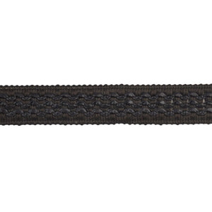 "Faux Leather Woven Braid- 1"" width - BR-7180-06"