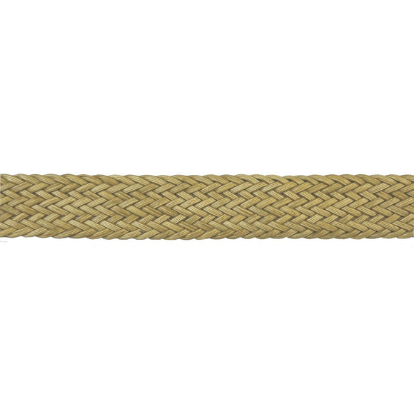 Faux Leather Woven Braid-BR-7183-28