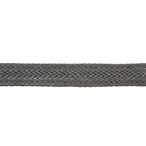Faux Leather Woven Braid-BR-7183-49