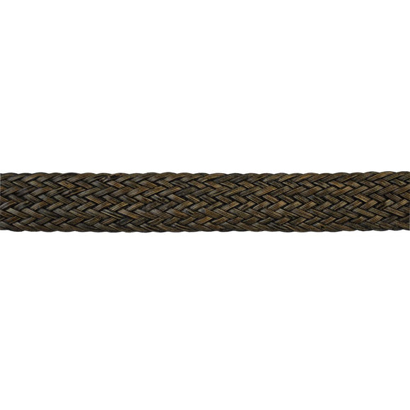 Faux Leather Woven Braid- 1