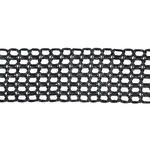 Faux Leather Woven Braid-BR-7184-02