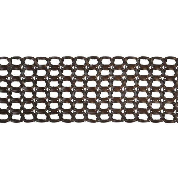 Faux Leather Woven Braid-BR-7184-66