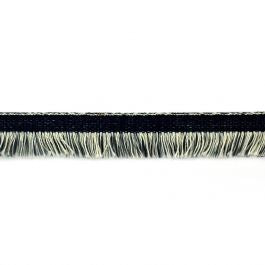 "Denim Fringe Trim- 1"" wide -  BR-7906"