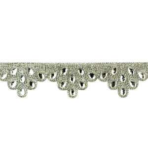 Iron-On Rhinestone Trim BRSY-19-11