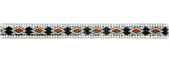 BRSY-22 Iron-On Rhinestone Trim