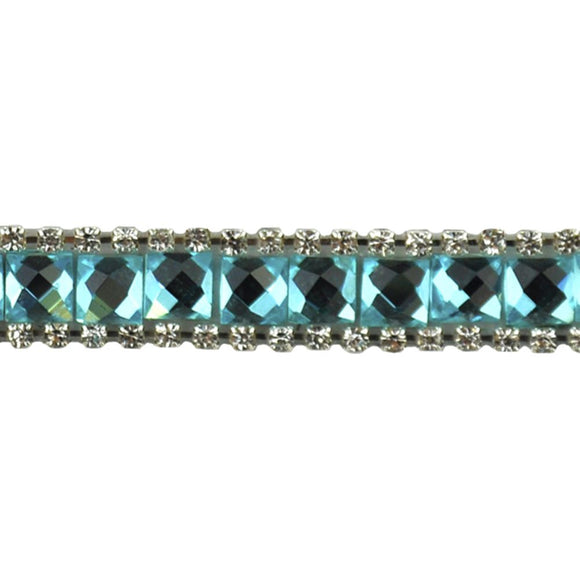 Iron-On Rhinestone Banding - 3/8