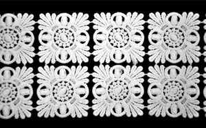 "Venise Lace Trim - 3 3/8"" wide - BV-156-27"