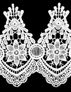 "Venise Lace Trim - 4"" wide - BV-164"