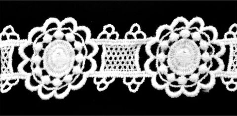 "Venise Lace Trim - 1 1/4"" wide - BV-167"