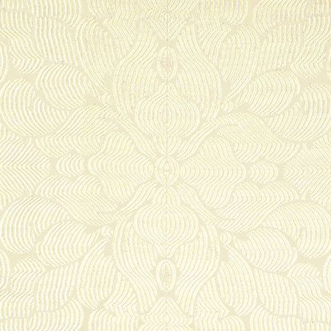 """Colorado Spring"" Fabric (Ivory color)"
