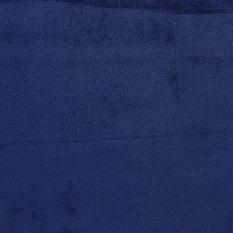 """Darling"" Velvet Fabric (Navy color)"