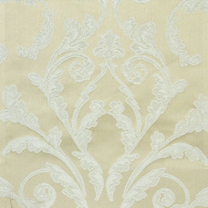 """Garden"" Fabric (Ivory color)"