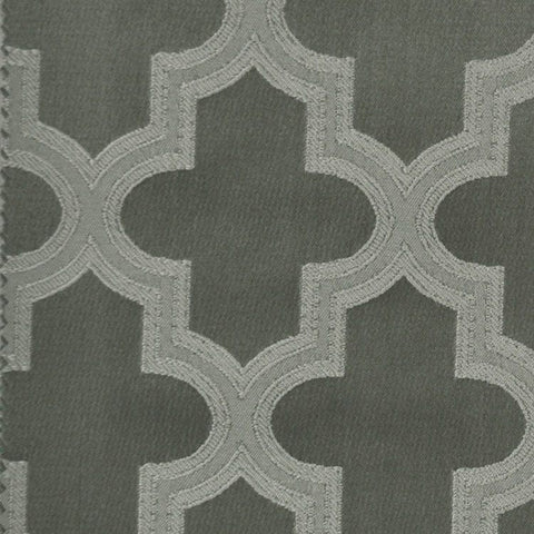 """Juliet Hill"" Fabric (Steel color)"