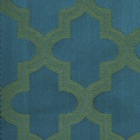 """Juliet Hill"" Fabric (Teal color)"