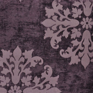 """Court"" Fabric (Plum color)"