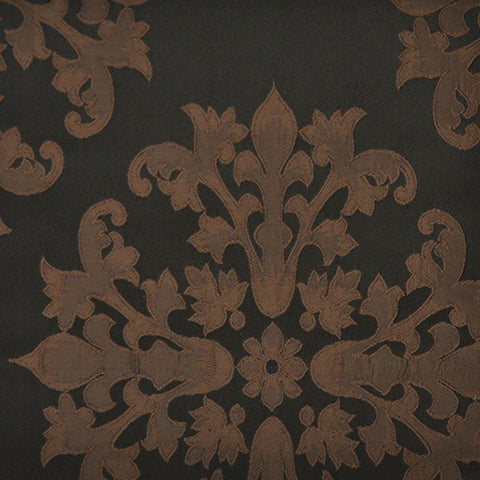 """Juliet Palace"" Fabric (Chocolate color)"