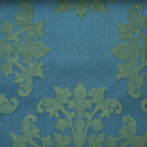 """Palace"" Fabric (Teal color)"